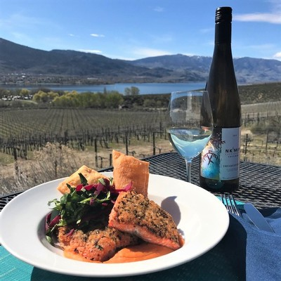 mother's day at nkmip cellars in the okanagan