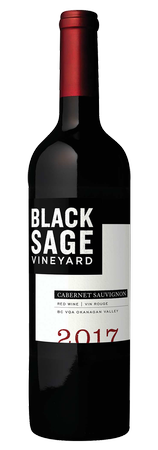 2018 Black Sage Vineyard Cabernet Sauvignon