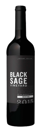 2015 Black Sage Vineyard Meritage Image