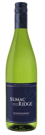 Sumac Ridge 2012 Private Reserve Gewurztraminer