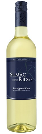 2014 Sumac Ridge Private Reserve Sauvignon Blanc