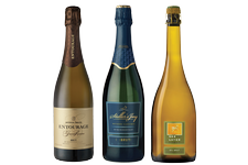 Great Estates Sparkling Trio