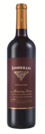 2015 Inniskillin Discovery Series Zinfandel Image