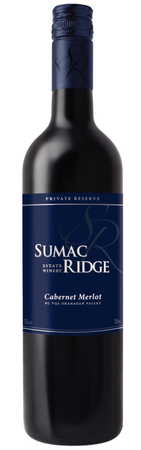 2016 Sumac Ridge Private Reserve Cabernet Merlot