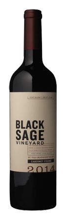 2014 Black Sage Vineyard Cabernet Franc