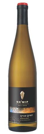 2016 Nk'Mip Cellars Qwam Qwmt Riesling Image