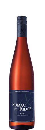 2017 Sumac Ridge Private Reserve Rose