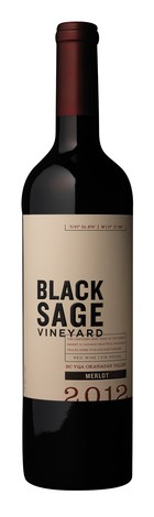 2012 Black Sage Vineyard Merlot