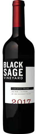 2018 Black Sage Vineyard Cabernet Franc