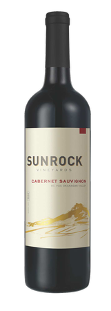 2017  Sunrock Vineyards Cabernet Sauvignon