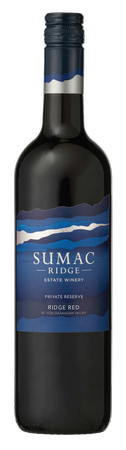 Sumac Ridge Private Reserve Ridge Red