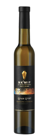 2018 Nk'Mip Cellars Qwam Qwmt Riesling Icewine 375mL