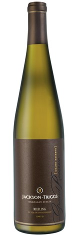 2012 Jackson-Triggs Grand Reserve Riesling