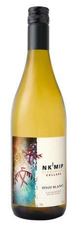 2014 Nk'Mip Cellars Winemaker's Pinot Blanc