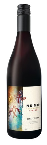 2013 Nk'Mip Cellars Winemaker's Pinot Noir