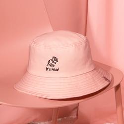Its rosé - bucket hat