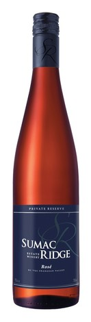 2014 Sumac Ridge Private Reserve Rose