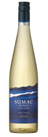 2017  Sumac Ridge Private Reserve Riesling