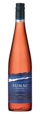 2018 Sumac Ridge Private Reserve Rosé