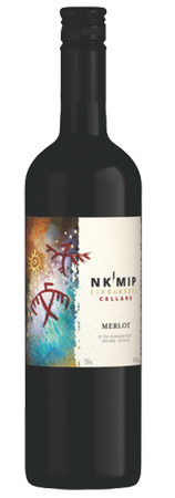 2017 Nk'Mip Cellars Winemaker's Merlot